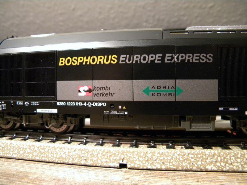 Hercules der Bosphorus Europe Express: Piko-Nr 57392 7733700ith