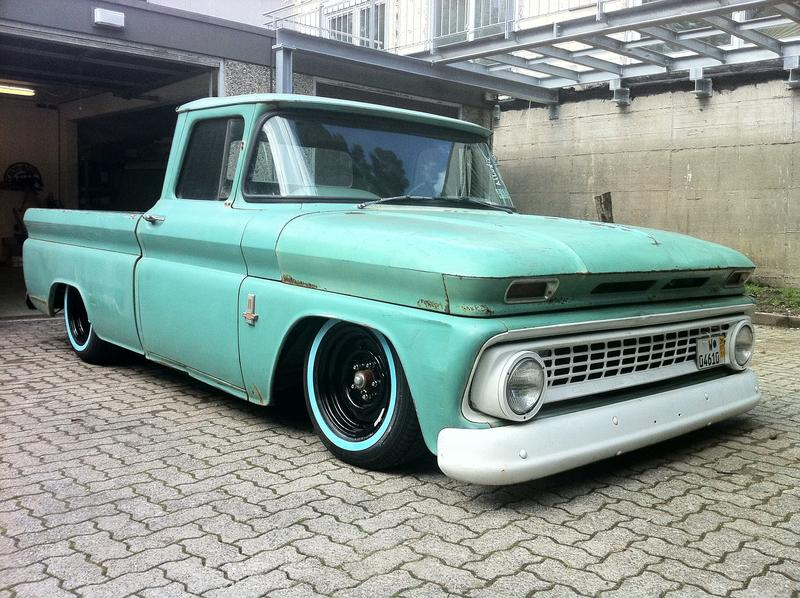 Features The Official 60 66 C 10 Chevy Truck Picture