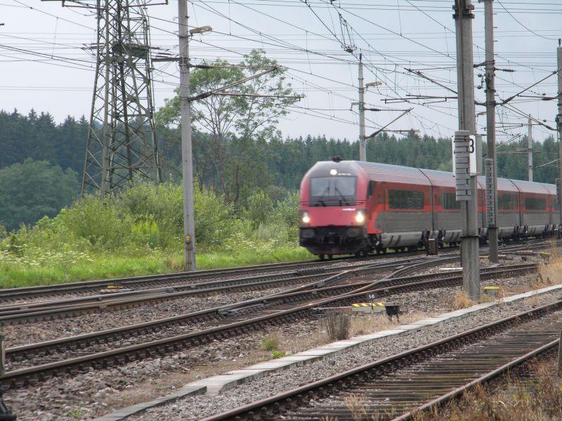 Bahnhof Timelkam (Kohlenbahn Timelkam - Ampflwang) 7759436bqi
