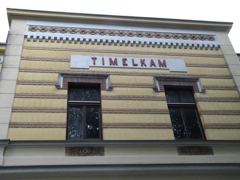 Bahnhof Timelkam (Kohlenbahn Timelkam - Ampflwang) 7759437cwg