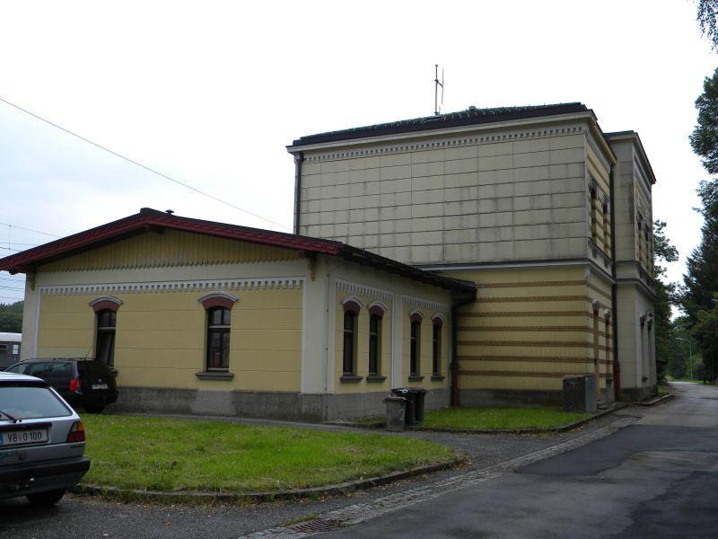 Bahnhof Timelkam (Kohlenbahn Timelkam - Ampflwang) 7759438lvd