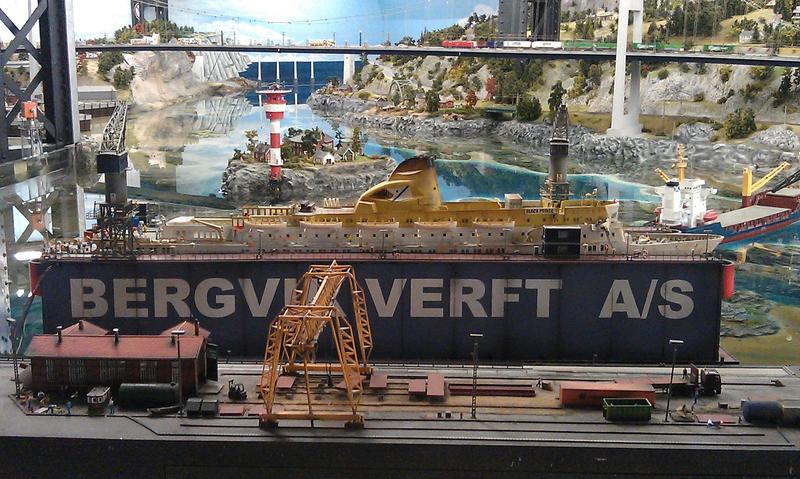 Miniatur Wunderland Hamburg 7779125opt