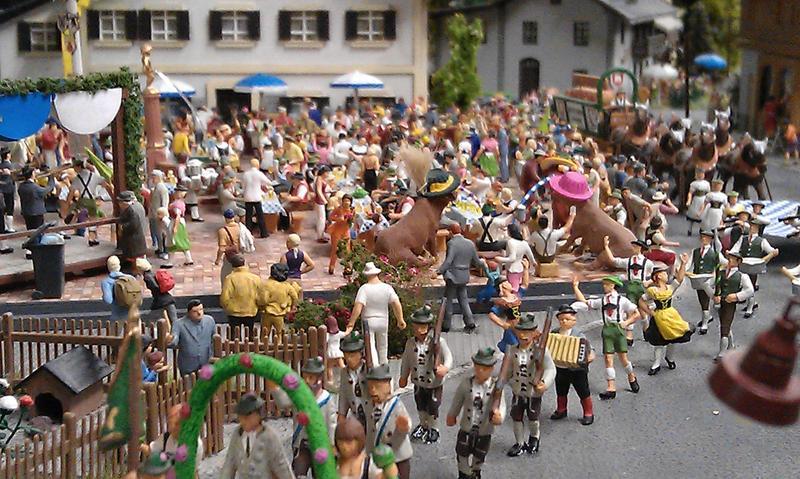 Miniatur Wunderland Hamburg 7779148joj