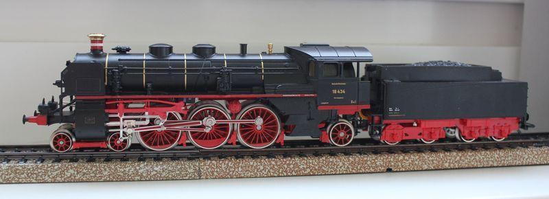 Märklin 3317 Serie 231 A SNCF (ex bayrische S 3/6) 7829884sox