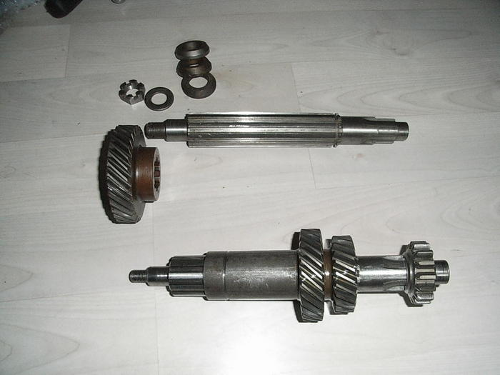 Series 1 Engine Conversion - Land Rover Forum in Africa
