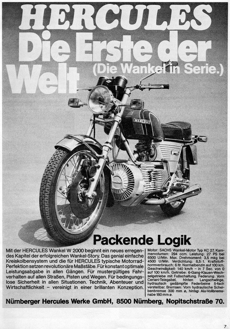 Prototypes MZ à moteur Wankel 7844745vln