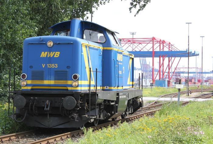 Hamburg und die Eisenbahn 7894214xpd