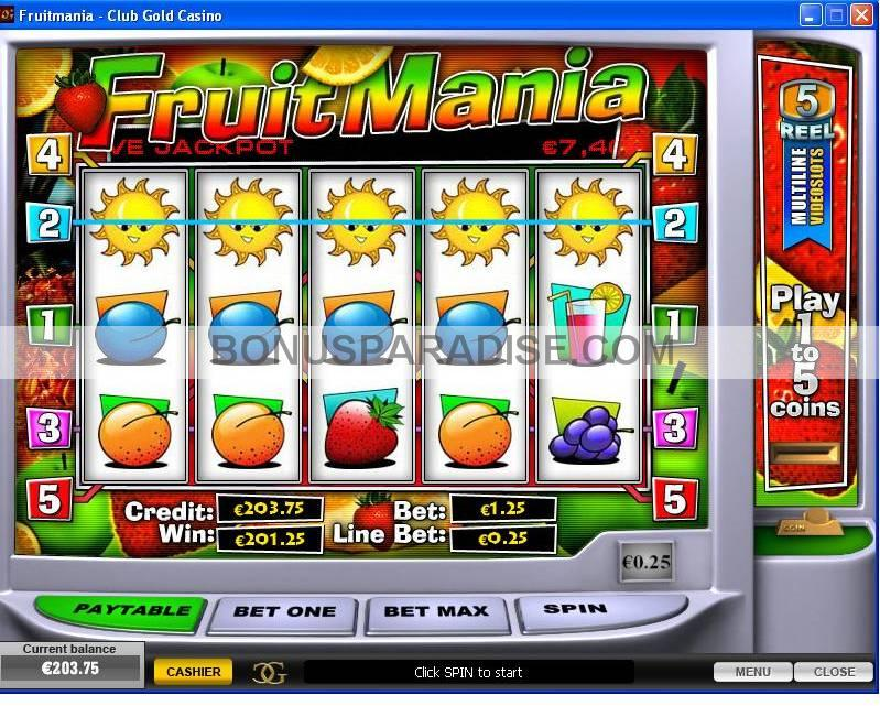 club gold casino 20 free chips