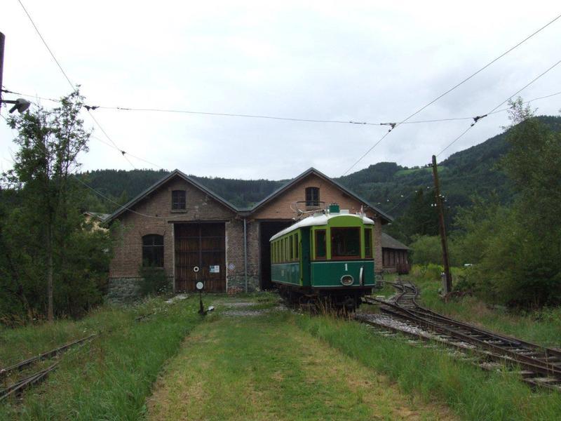 Sonderfahrten auf der Höllentalbahn Payerbach-Hirschberg 7961398nci