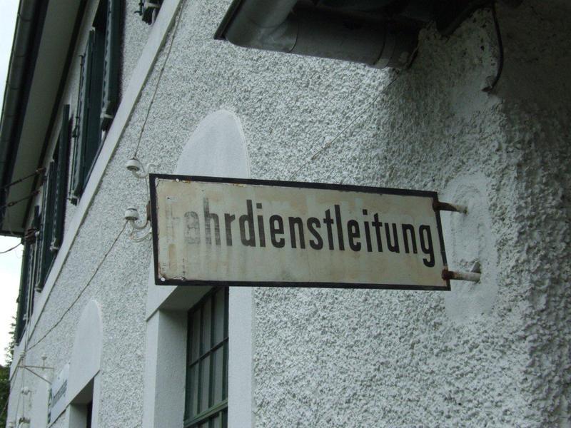 Sonderfahrten auf der Höllentalbahn Payerbach-Hirschberg 7961400ght