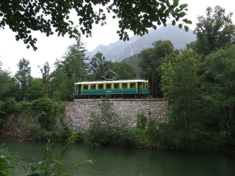 Sonderfahrten auf der Höllentalbahn Payerbach-Hirschberg 7961403pzo