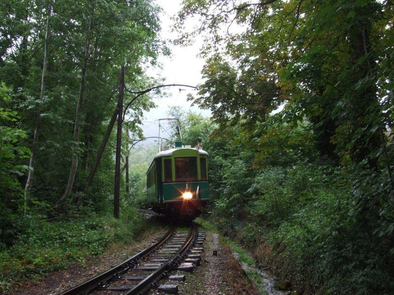 Sonderfahrten auf der Höllentalbahn Payerbach-Hirschberg 7961404wwj