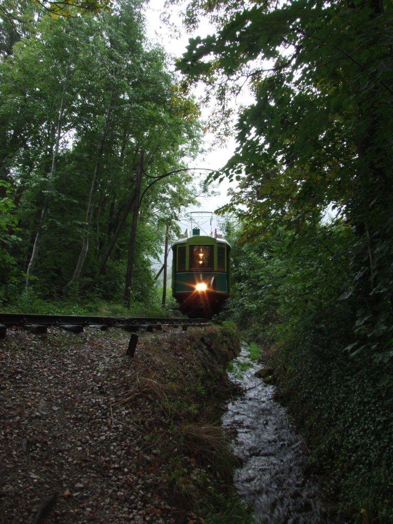 Sonderfahrten auf der Höllentalbahn Payerbach-Hirschberg 7961405vsa