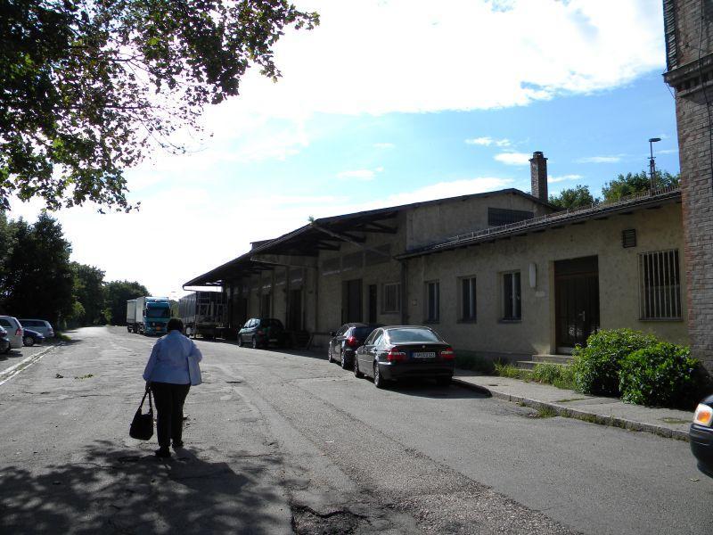 Eggenfeld Bahnhof 7964531kxj