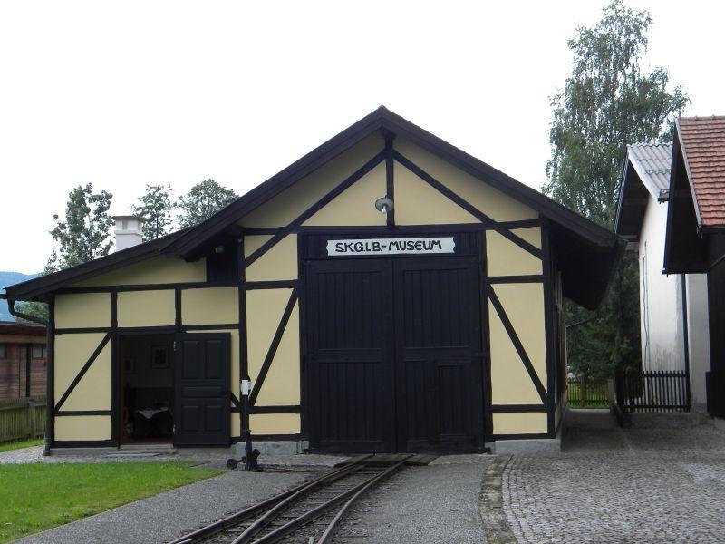 S.K.G.L.B.-Museum in Mondsee - Teil 1 (Salzkammergut Lokalbahn) 7964884rda