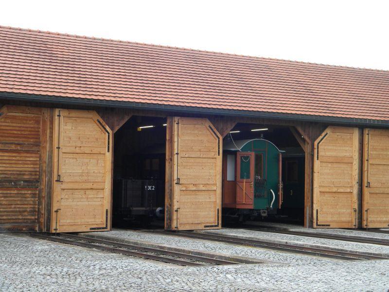 S.K.G.L.B.-Museum in Mondsee - Teil 1 (Salzkammergut Lokalbahn) 7964885jku