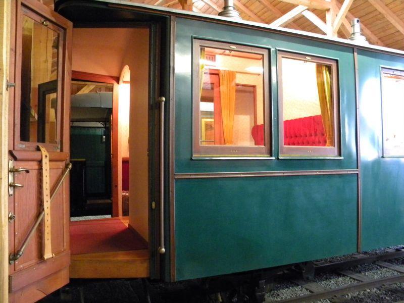S.K.G.L.B.-Museum in Mondsee - Teil 1 (Salzkammergut Lokalbahn) 7964892lsi