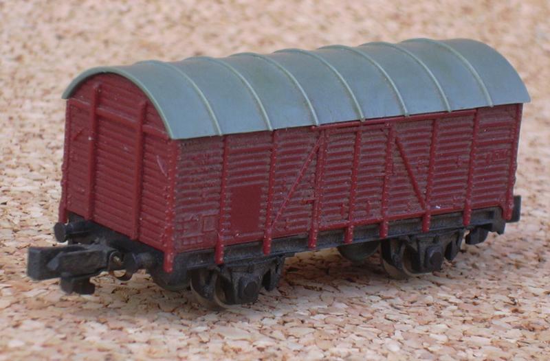 Rokal Spur TT Gedeckter Güterwagen Gr 7969338bxs