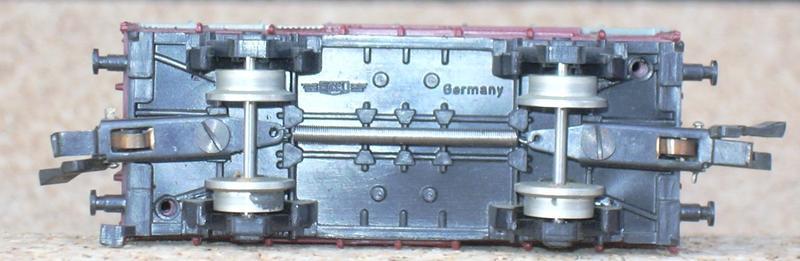 Rokal Spur TT Gedeckter Güterwagen Gr 7969340tyu