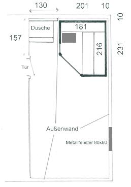 sauna in unisolierten betonkeller bitte helfen. Black Bedroom Furniture Sets. Home Design Ideas