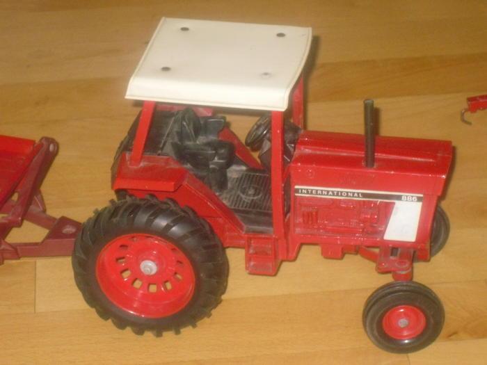 traktortrækker til salg