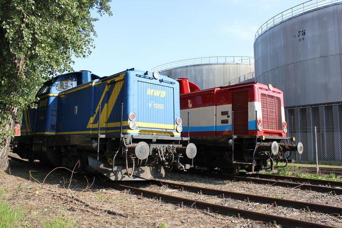 Hamburg und die Eisenbahn 8022775eks