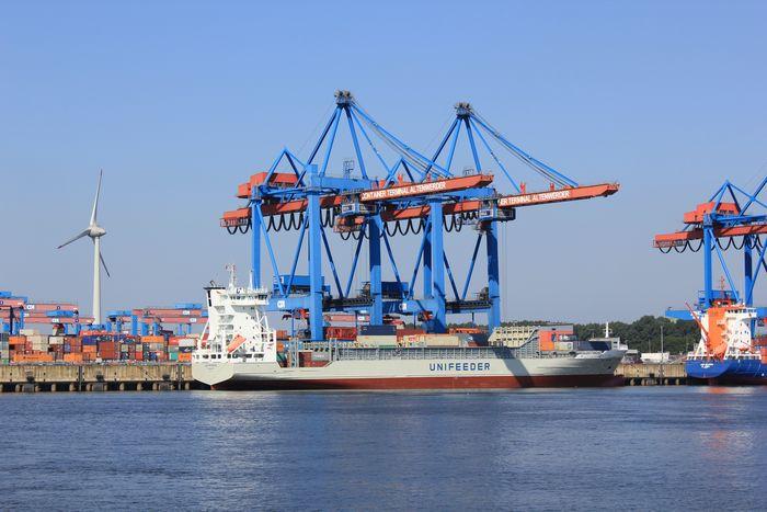 Hamburg und die Eisenbahn 8022780che