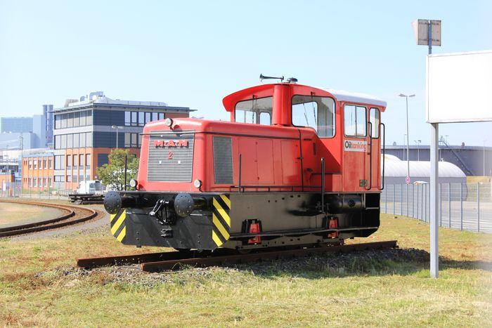 Hamburg und die Eisenbahn 8022786ads