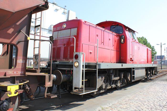 Hamburg und die Eisenbahn 8022799gvw