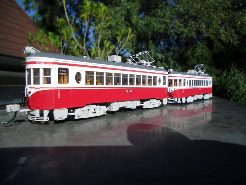 Japanische Lokalbahn - Gifu - HO 8094696tya