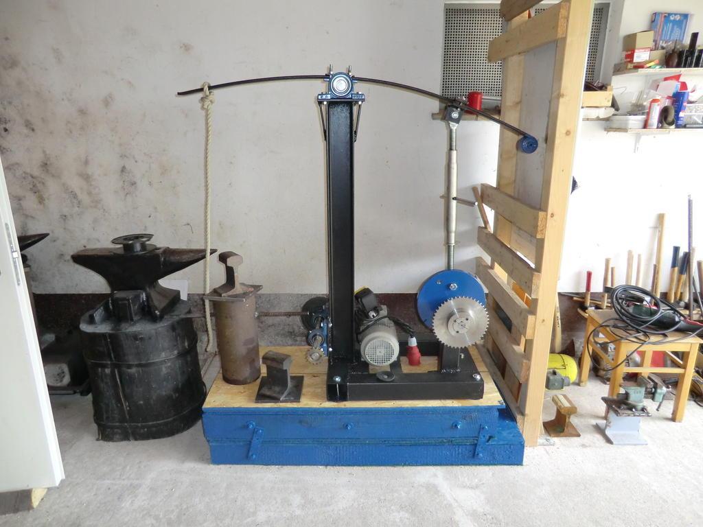 federhammer bauen ein paar fragen zu den wellen. Black Bedroom Furniture Sets. Home Design Ideas