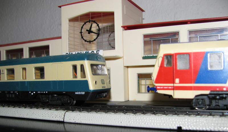 Nahverkehr mit Triebwagen in Epoche 4 8123140lup