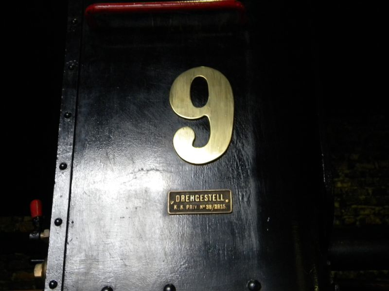 S.K.G.L.B.-Museum in Mondsee - Teil 2 (Salzkammergut Lokalbahn) 8239143rdp