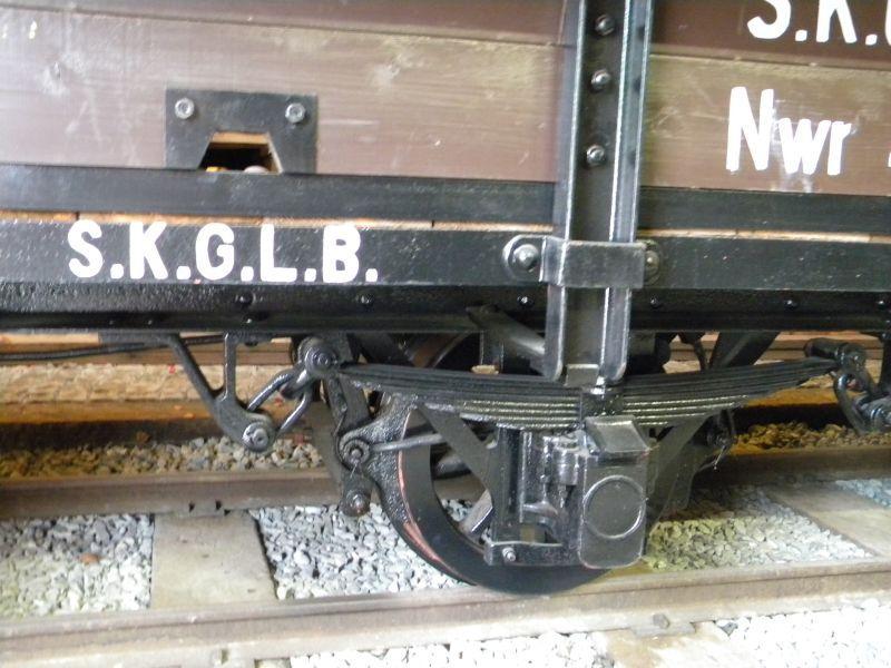 S.K.G.L.B.-Museum in Mondsee - Teil 2 (Salzkammergut Lokalbahn) 8239147pob