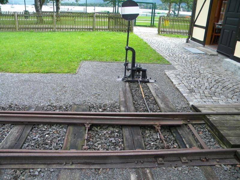 S.K.G.L.B.-Museum in Mondsee - Teil 2 (Salzkammergut Lokalbahn) 8239203mbj