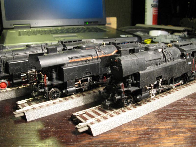 Kleinbahn 78-er ,total umgebaut und gesupert  8267208vlf