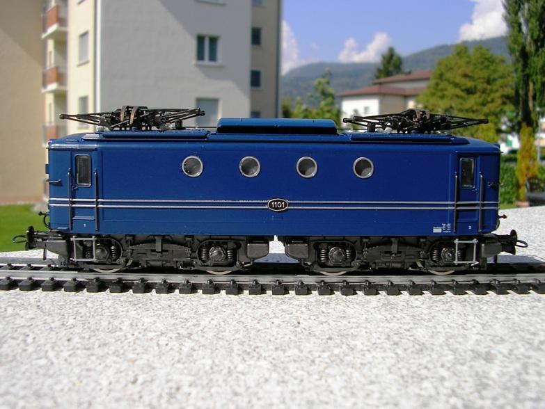 NS Serie 1100 blau, Betriebsnummer 1101 8309870dmw