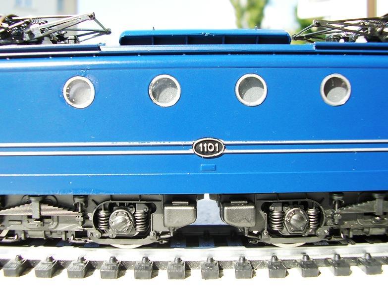 NS Serie 1100 blau, Betriebsnummer 1101 8309873uem