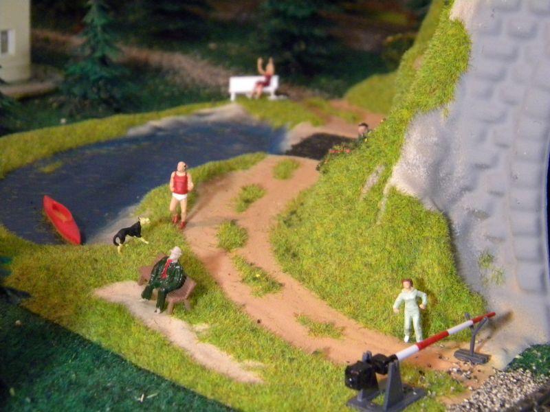 Kleiner Tunnel im Eck meiner Spielbahn 8355349lpj