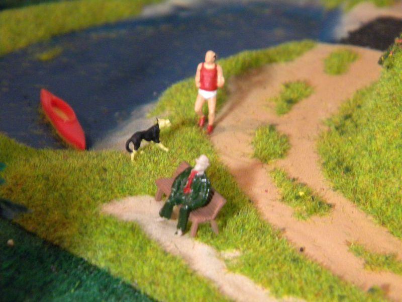 Kleiner Tunnel im Eck meiner Spielbahn 8355351gow