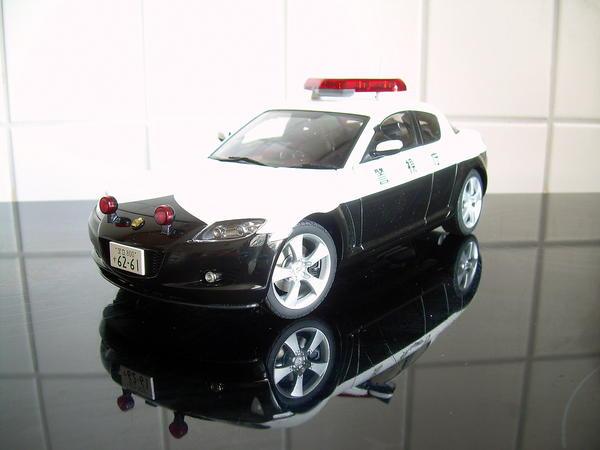 japan police modelcarforum. Black Bedroom Furniture Sets. Home Design Ideas
