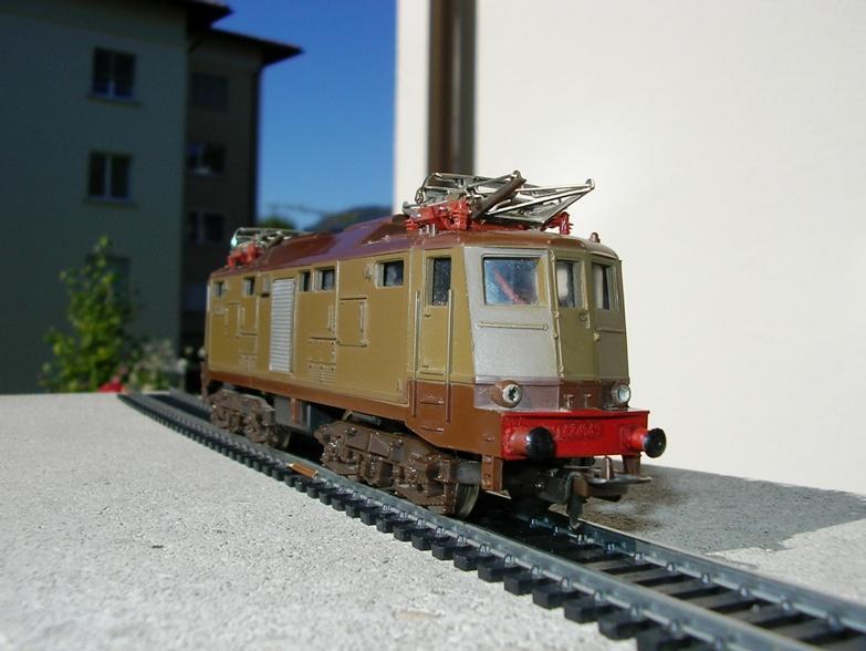 Baureihe E 424 der FS 8384958qrt