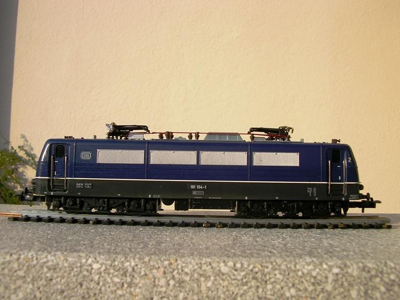Trix DB BR 181 104-1 8397994qln