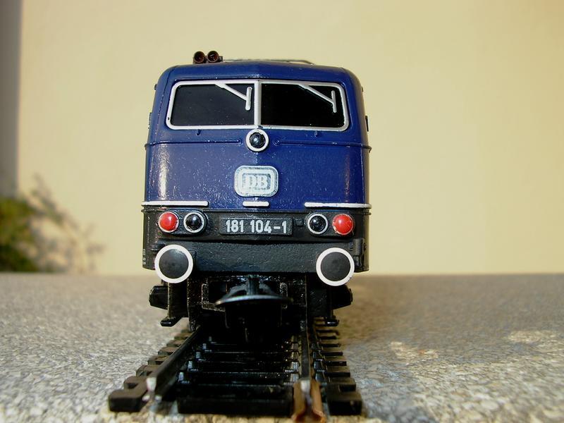 Trix DB BR 181 104-1 8397995smb