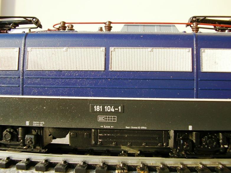 Trix DB BR 181 104-1 8397998uqm