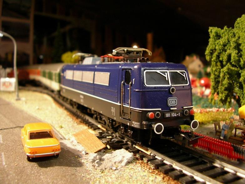 Trix DB BR 181 104-1 8397999qin