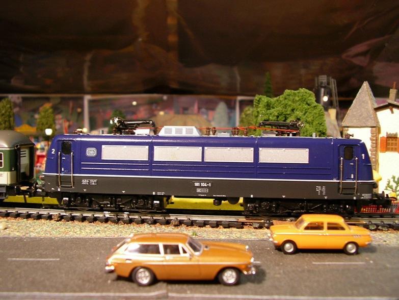 Trix DB BR 181 104-1 8398002ygk