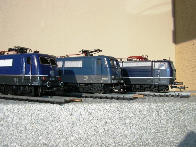 Trix DB BR 181 104-1 8398102nll