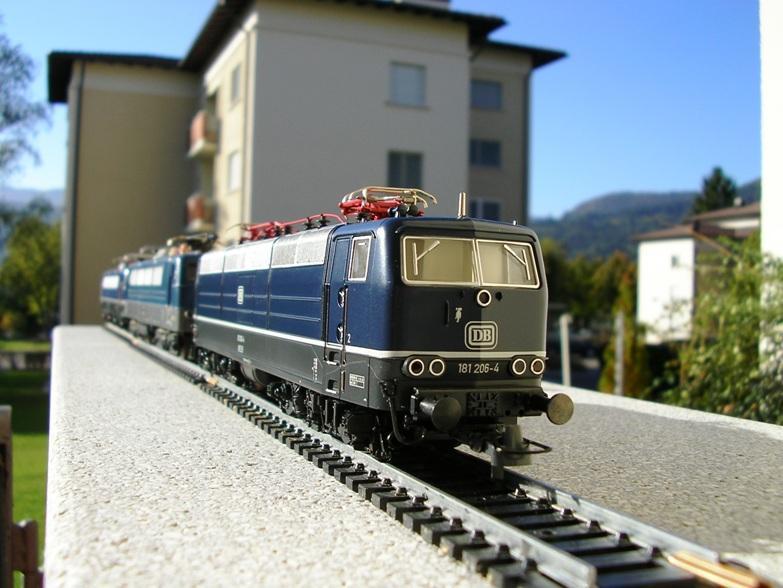 Trix DB BR 181 104-1 8398104oaa
