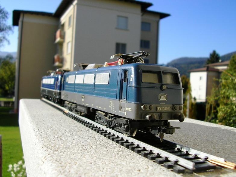 Trix DB BR 181 104-1 8398105kpb